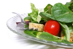 Diet lunch Royalty Free Stock Images