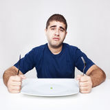 Diet Lunch Stock Photo