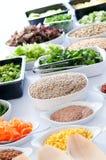 Diet-mat arkivbilder