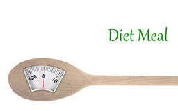 Diet meal Royalty Free Stock Images