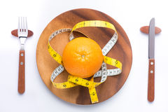 Diet meal. Fitness lose weight meal for getting fit body. Healthy food concept Royalty Free Stock Image