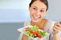 Diet menu Stock Photos
