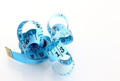 Diet metric tape Stock Images