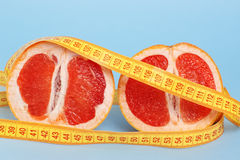 Diet and nutrition Royalty Free Stock Photography