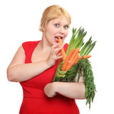 The Diet. Stock Images