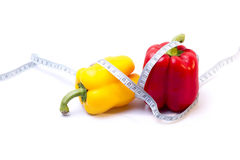 Diet (Pepper) Stock Photography