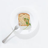 On a diet Stock Photography