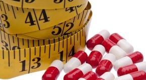 Diet Pills Stock Image