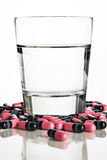 Diet pills Stock Images