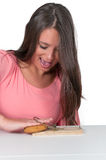 Diet Plan Stock Photo