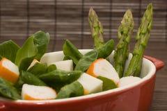 Diet salad Royalty Free Stock Photos