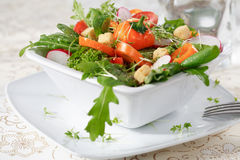 Diet salad Stock Images