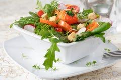 Diet salad stock images