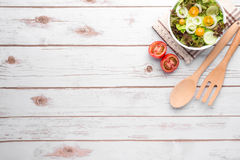 Diet Salad Royalty Free Stock Photos