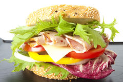 Diet Sandwich Royalty Free Stock Photos