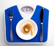 Diet still life Royalty Free Stock Photos
