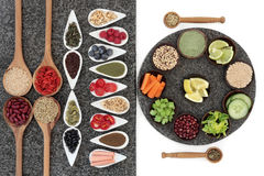 Diet Superfood Stock Photo