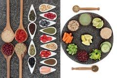 Diet Superfood Stock Photo