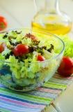 Diet vegetable salad Royalty Free Stock Image