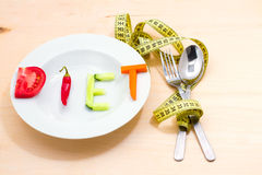 Diet Royalty Free Stock Photos