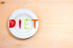 Diet Royalty Free Stock Photo