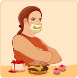 Diet Stock Photography