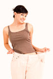 Diet Woman Stock Photos