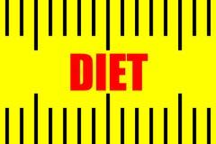 dieta Fotografia Royalty Free