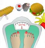 Dieta Immagine Stock