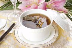 Dieta china de la sopa del alimento Fotografía de archivo