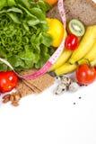Dieta ciężaru straty pojęcie Obraz Stock