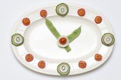 dieta czas obrazy royalty free
