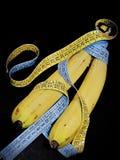 Dieta da banana Fotografia de Stock