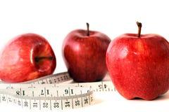 Dieta da fruta Imagem de Stock