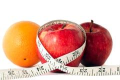 Dieta da fruta Fotos de Stock