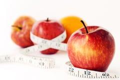 Dieta da fruta Fotografia de Stock Royalty Free