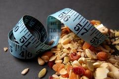 Dieta da mistura do país Foto de Stock