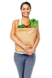 Dieta da saúde fotografia de stock royalty free