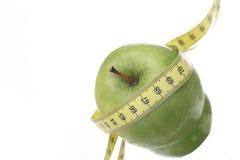 Dieta de Apple Imagen de archivo