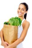 Dieta de la salud Imágenes de archivo libres de regalías
