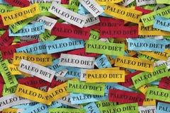 Dieta de Paleo Fotos de Stock Royalty Free