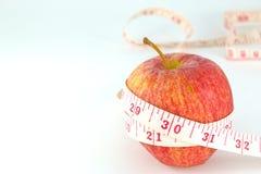 Dieta del Apple Immagini Stock Libere da Diritti