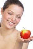 Dieta del Apple. Immagini Stock Libere da Diritti