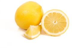 Dieta del limón del hígado del Detox Fotografía de archivo