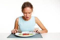 Dieta del peperoncino rosso Fotografie Stock Libere da Diritti