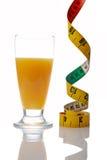 Dieta dell'arancio Fotografia Stock