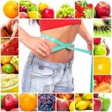 Dieta della frutta fotografia stock