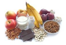 Dieta di alimenti probiotica Immagini Stock