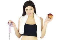 Dieta di estate ed alimento sano Fotografia Stock Libera da Diritti