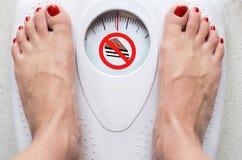 Dieta e sanità Immagini Stock